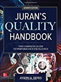 #9: Juran's Quality Handbook: The Complete Guide to Performance Excellence, Seventh Edition