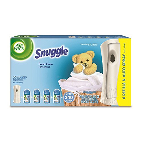 (Air Wick Freshmatic Ultra Automatic Spray (Snuggle))