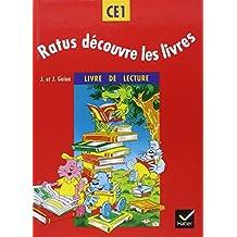 Ratus découvre les livres CE1 méthode de lecture élève