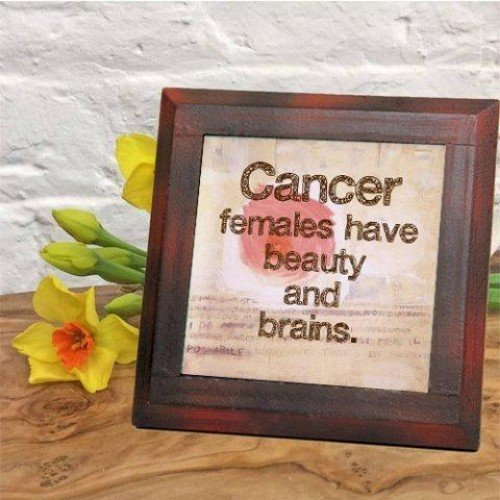 Tabletop For Cancerian Table Top 1 Cancer Gifts Man Woman Birthday