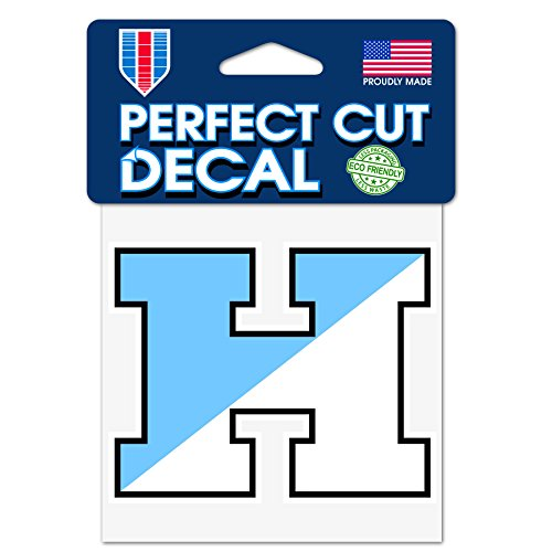 (NCAA John Hopkins H Blue Jays Perfect Cut Decal 4