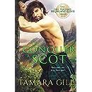To Conquer a Scot (A Time Traveler's Highland Love Book 1)