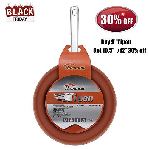 9 inch ceramic frying pan - 1
