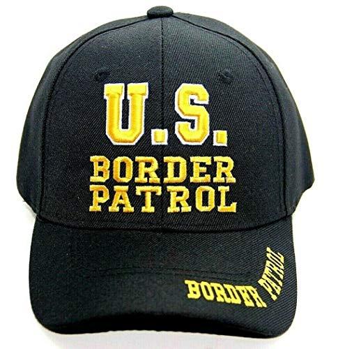 US Border Patrol Mobile Law Enforcement Uniform Baseball Cap Hat