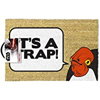 Star Wars It's A Trap Outdoor Doormat