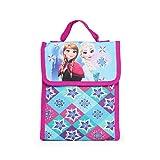 Ralme Disney Frozen Elsa and Anna Backpack Back to School 5 Piece Essentials Set