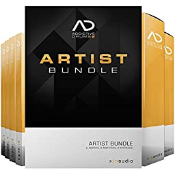 XLN Audio Addictive Drums 2 Artist Bundle PC/MAC