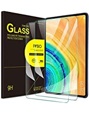 IVSO Screen Protector for Huawei MatePad Pro 10.8, Clear Tempered-Glass Flim Screen Protector for Huawei MatePad Pro 10.8 inch Tablet, 2 Pack