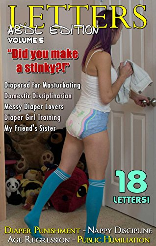 Adults in diapers fetish