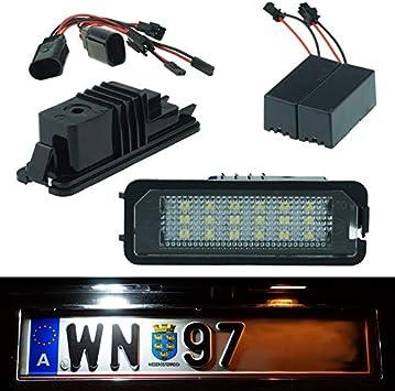 Doled D01 Led Kennzeichenbeleuchtung Mit E Prüfzeichen Auto