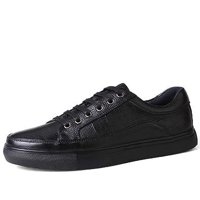 Leder Atmungsaktiv Niedrig Board Trend Hilfe Shoes Herren Casual nwN8vm0