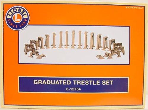 Lionel Graduated Trestle Set - Graduated Trestle Set