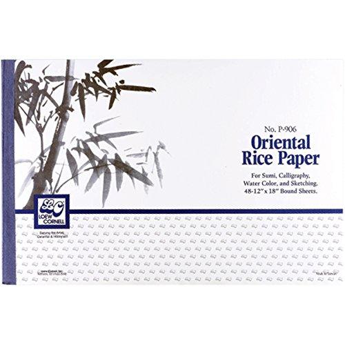 Loew-Cornell P-906 Rice Paper Pad