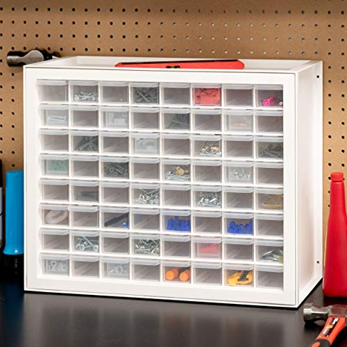 DPC-64 64 Drawer Sewing and Craft Parts Cabinet DPC-24 24 Drawer Sewing and Craft Parts Cabinet Inc IRIS USA