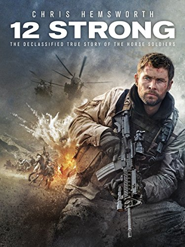 12 Strong (13 Hours The Secret Soldiers Of Benghazi Trailer)