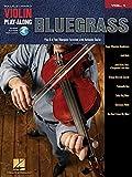 Violin Play-Along Vol.001 Bluegrass + Cd