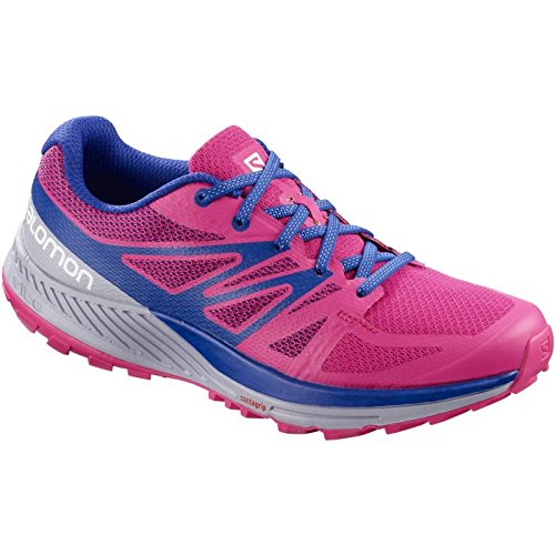 vif Women's Running Trail Shoes W rose Escape violet Sense Blue Salomon TqRSzz