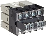 Omron G7Z-2A2B-20Z DC24 Power Relay with Auziliary Contact Block, Screw Terminal, Double Pole Single Throw Normally Open Relay Contacts, Double Pole Single Throw Normally Open Auxiliary Contact Block Contacts, 154 mA Rated Load Current, 24 VDC Rated Load