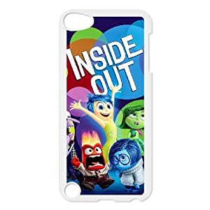 ipod 5 case , Inside Out ipod 5 Cell phone case White-YYTFG-21427