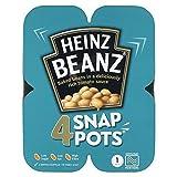 Heinz Beanz Snap Pot 4 x 200g (Pack of 2)