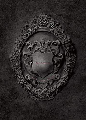 블랙핑크 (BLACK PINK) - KILL THIS LOVE -JP Ver.-(첫 한정반)(BLACK Ver.)