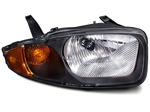 atible with Chevy Cavalier Headlight OE Style Replacement Headlamp Passenger Side New ()