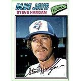 1977 Topps #37 Steve Hargan TORONTO BLUE JAYS (Nrmt)