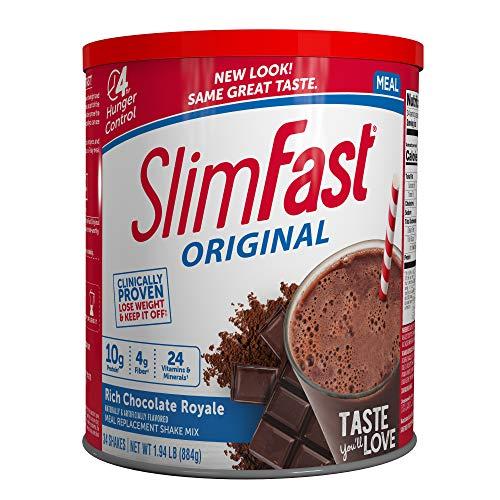 slim fast shake chocolate - 4