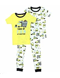 Carter's Little Boys 3 Piece Pajama Set