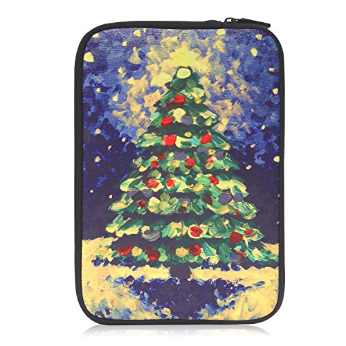 MoKo Portable Neoprene Christmas Painting