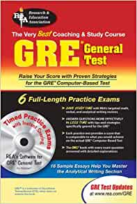how to prepare for gre general test