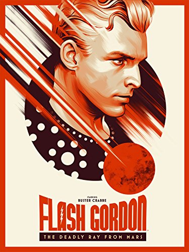 Flash Gordon: Deadly Ray From Mars
