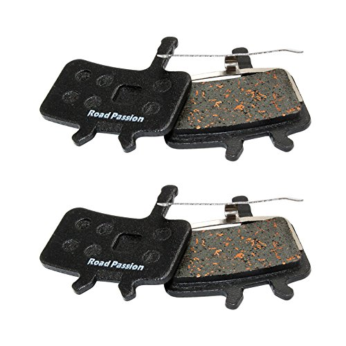 Road Passion Bicycle Disc Brake Pad for AVID Juicy Carbon Juicy 3 5 7 Ultimate XC DH B2-L/R Calliper ()