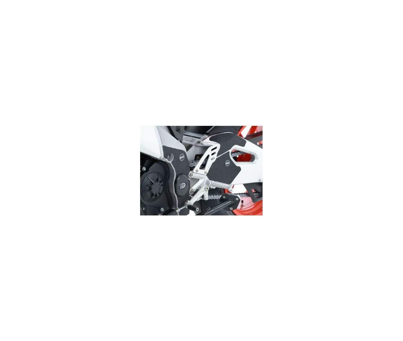 Aprilia RSV4//RR//RF//Tuono v4-adh/ésif anti-frottement R /& G Racing Rahmen//Arm oscillant-442785