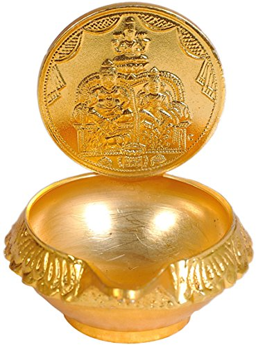 kubera-lakshmi-diya-brass