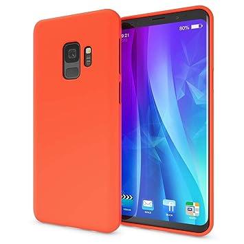 NALIA Funda Neon Compatible con Samsung Galaxy S9, Carcasa ...