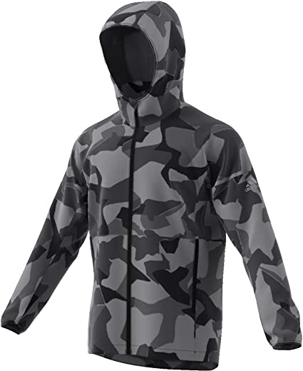 veste adidas camouflage homme
