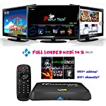 2015 New arrival! PigflyTech® PF-Streaming Player PF8I M8 with EMC Mini PC and Game play station, Quad Core Android TV BOX, Amlogic S802 CPU! Full Loaded KODI,Smart TV BOX, 3D-HD Android 4.4.2 Streaming Media Player The replacement for M8, with the eMMC