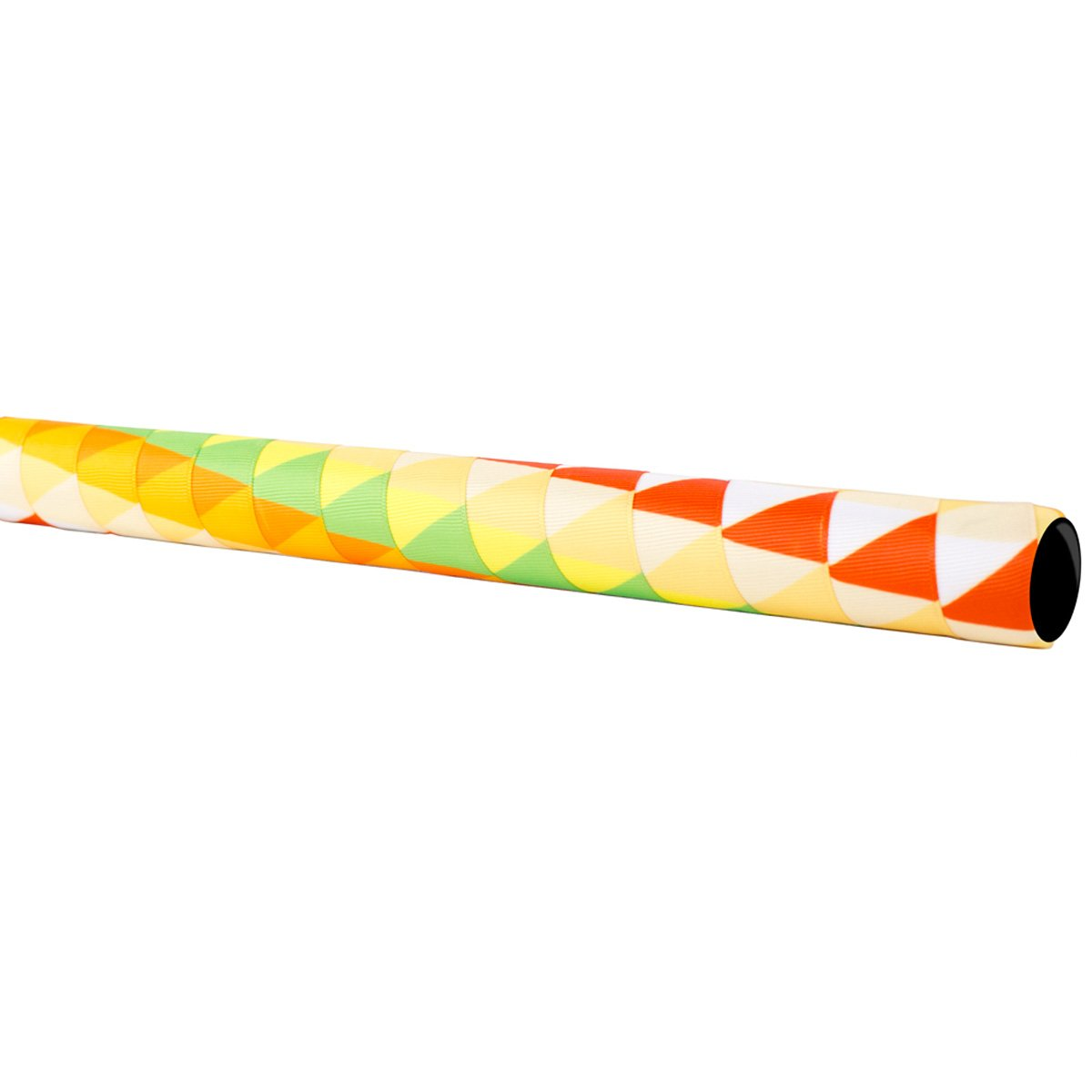 Serfasリボン自転車ハンドルバーテープ B076VVXGY1 YELLOWS/ORANGES/LIME GREEN/WHITE TRIANGLES YELLOWS/ORANGES/LIME GREEN/WHITE TRIANGLES