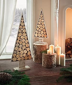 Decorative Birch Wood, Large: Amazon.co.uk: Kitchen U0026 Home