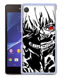 Case88 Designs Tokyo Ghoul Yoshimura Kaneki Ken Protective Snap-on Hard Back Case Cover for Sony Xperia Z2