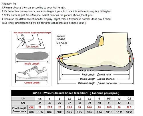 Outdoor Di Sneakers Colore Con Sportive Leggere Donna In Scarpe Solido Vulcanizzate Sneaker Da Tela Ysfu Casual 4p8Zw