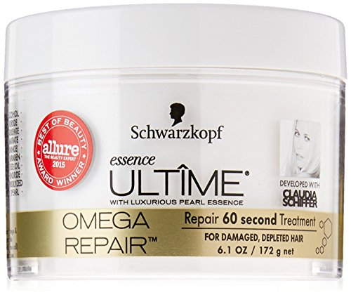 Schwarzkopf Essence Ultime Omega Repair, 60 Second Treatment, 6.1 (Repair Essence)