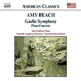 Classical Music : Beach: Gaelic Symphony / Piano Concerto