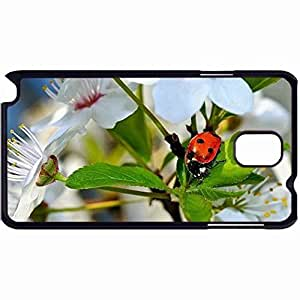 New Style Customized Back Cover Case For Samsung Galaxy Note 3 Hardshell Case, Back Cover Design Ladybug Personalized Unique Case For Samsung Note 3 wangjiang maoyi by lolosakes