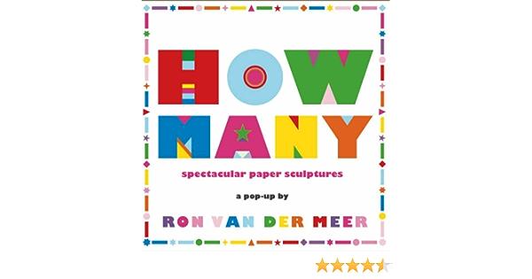 How Many: Amazon.es: Meer, Ron Van Der, Brown, Graham: Libros ...