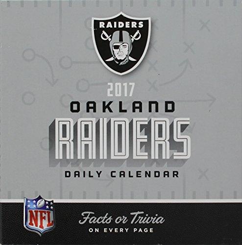 Oakland Raiders 2017 Calendar (Raiders Calendar)