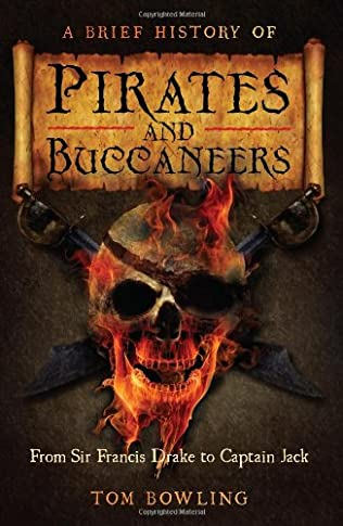 book cover of A Brief History of Pirates and Buccaneers