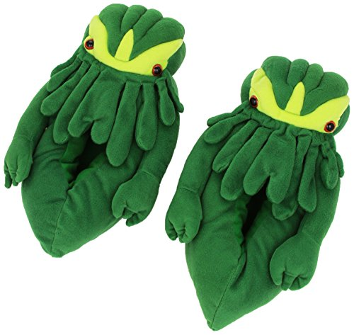 - Toy Vault TYV12021 Cthulhu Claw Slippers Plush Toy