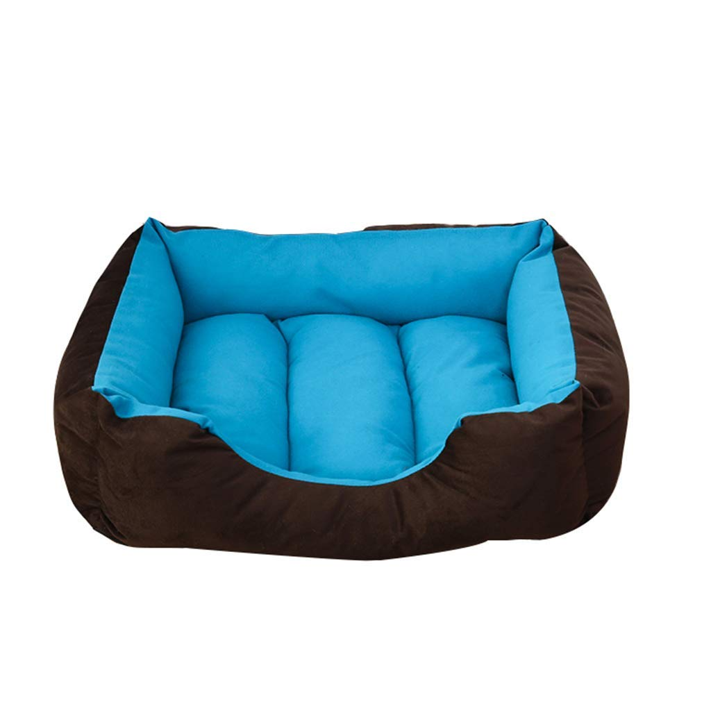 A XX-Large A XX-Large Pet Bed pet Bed Dog Bed,Comfortable Pet Nest Indoor Short-Lived Fluff Cold Predection Moisture Proof 4 Sizes (color   A, Size   XX-Large)
